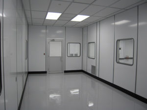 Inside of Cleanroom